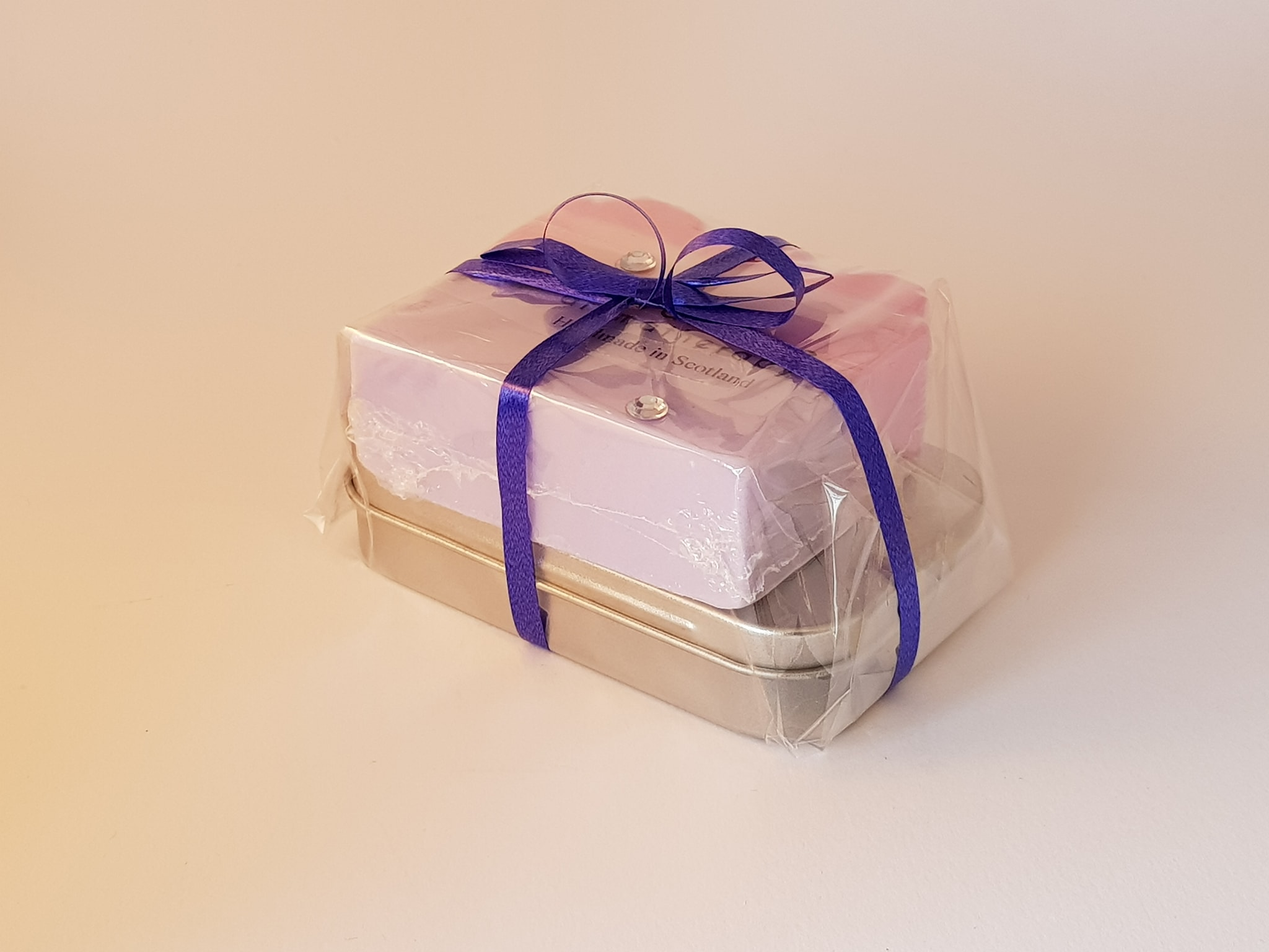 Rose Geranium Gift Set